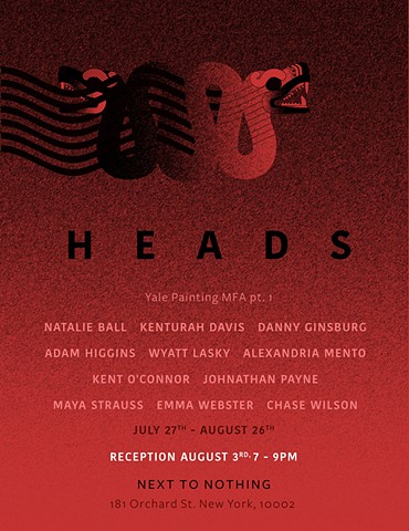 HEADS/TAILS at Next To Nothing