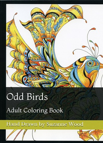 Odd Birds is available for purchase through Amazon.com, see links