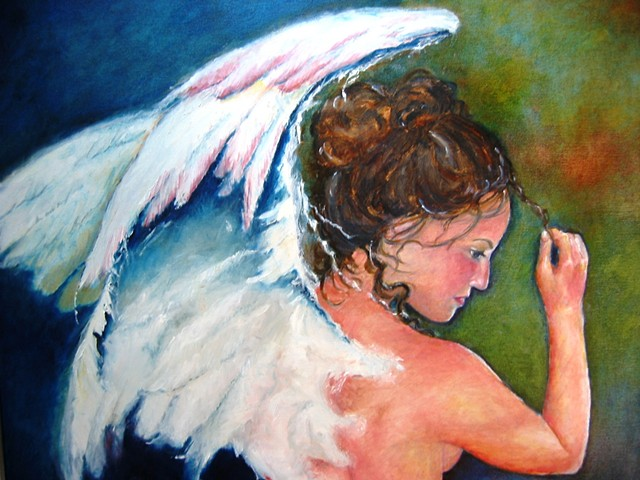 Angel on One Shoulder