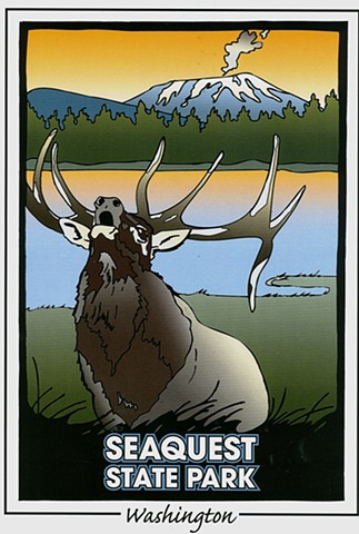 Available for purchase through Washington State Parks website.