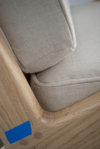 Seat for Paulo Detail