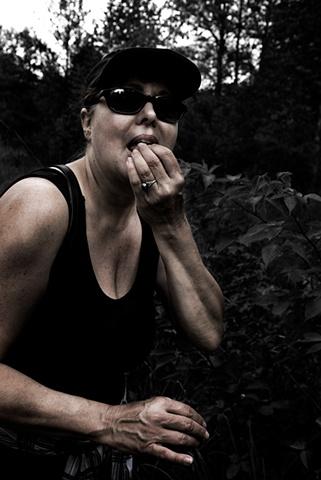 Renee Eating