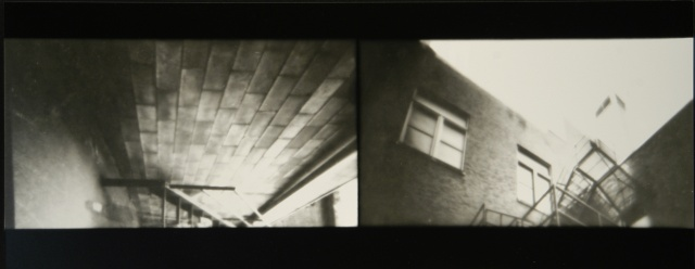 Pinhole Alley Shot