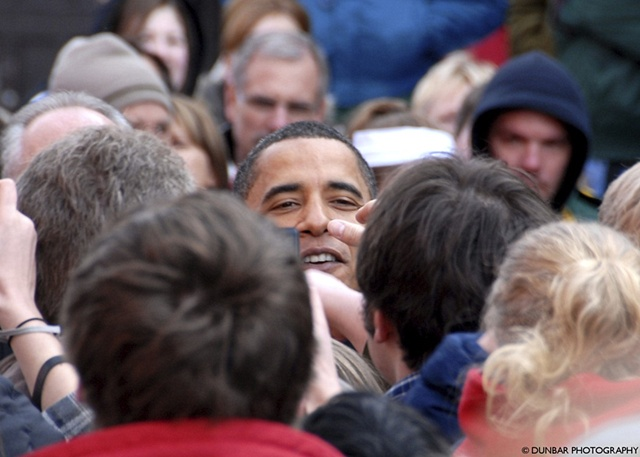 Obama in Eau Claire