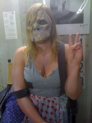 One of our Zombie Shop Keepers