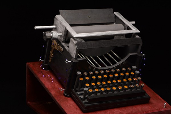 Ghost Typewriter
