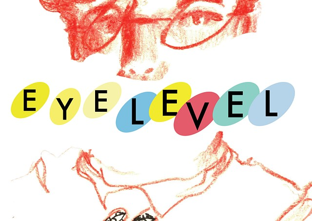 Eye Level Postcard