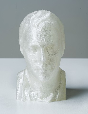 Richard (3D Print/Clear Bust)