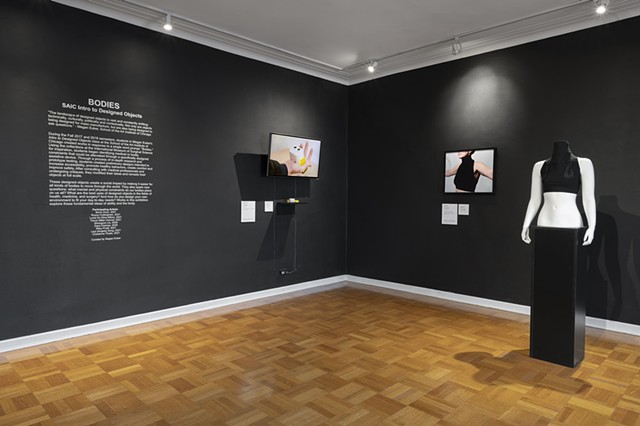 Installation View, BODIES exhibition at International Museum of Surgical Science