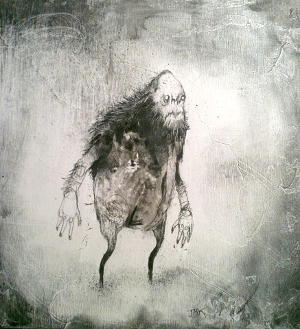 The solitary life of a sasquatch, alone in the haunted woods Bigfoot, Yeti