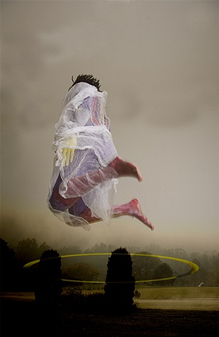 Hoop Jumper #4