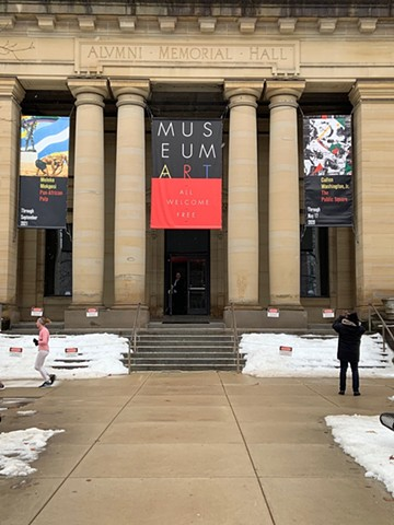 Museum of Art University of Michigan