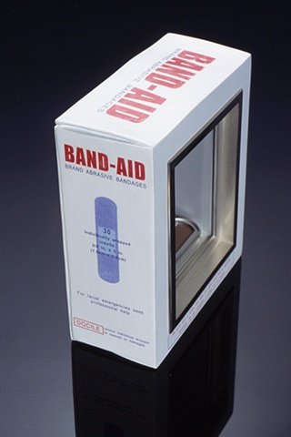Band Aid Box No. 2 (Detail)