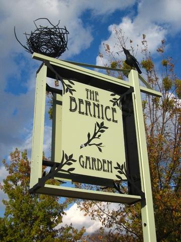 Bernice Garden Signage (1)
