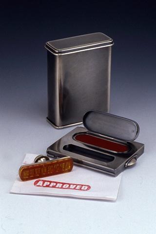 Band Aid Box No. 1