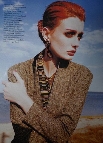German Vogue, Raymond Meier