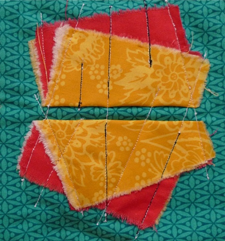3-D Boxes/ Collapsing (Math Quilt)