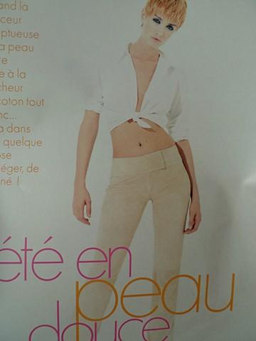 French Elle, Christian Kettiger