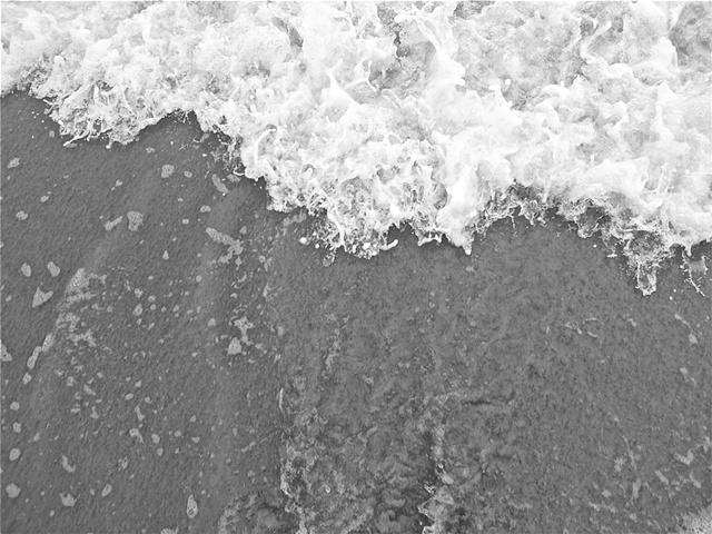 Ocean WormHole 1/ Gray