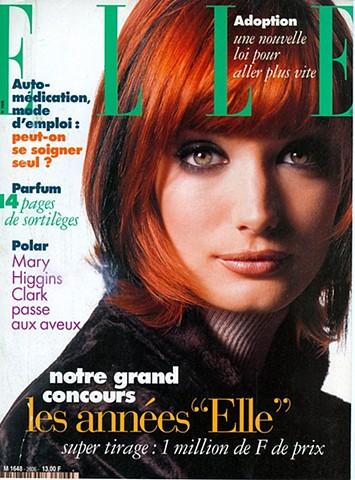 Elle France, Marc Hispard
