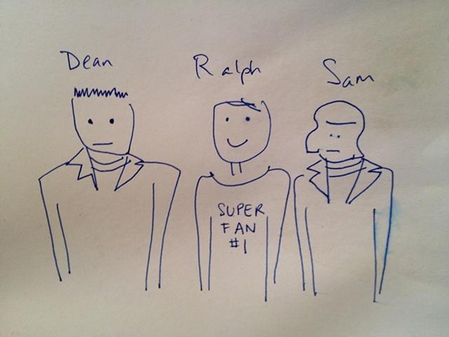 My Husband and his supernatural boyfriends...