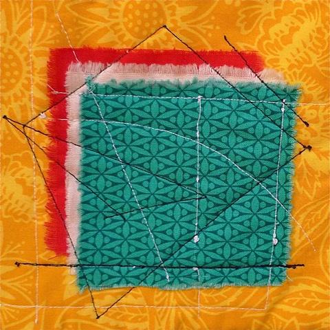 3-D Boxes/ Collapsing (Math Quilt)