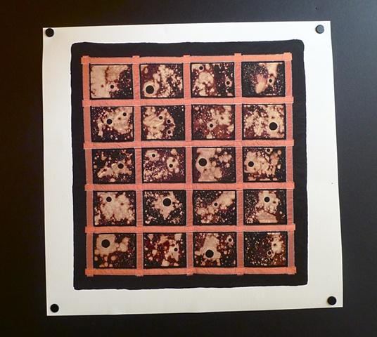 Black.Holes In Multiple/ 1: Giclee Print