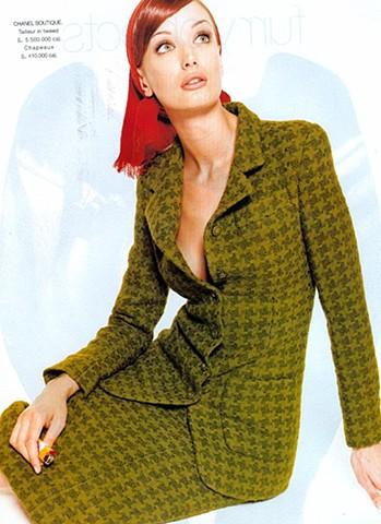 Harper's Bazaar Italy, Joe Chaves
