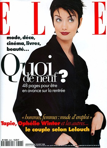 French Elle, Andre Rau