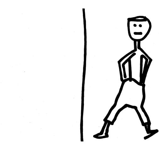 Walking Guy.