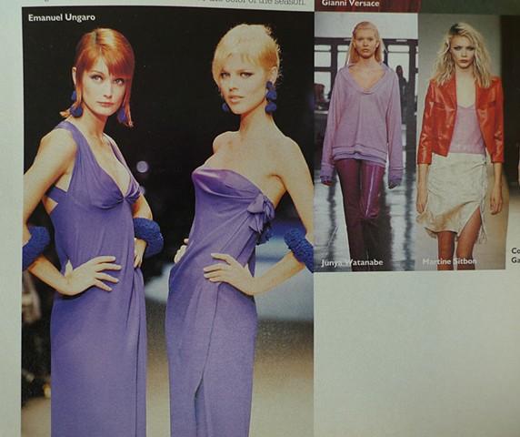 W Magazine, Ungaro Show