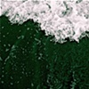 Ocean WormHole 1/ Green