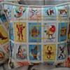 (Time Travel Pillows) Tarot/Yellow, Small