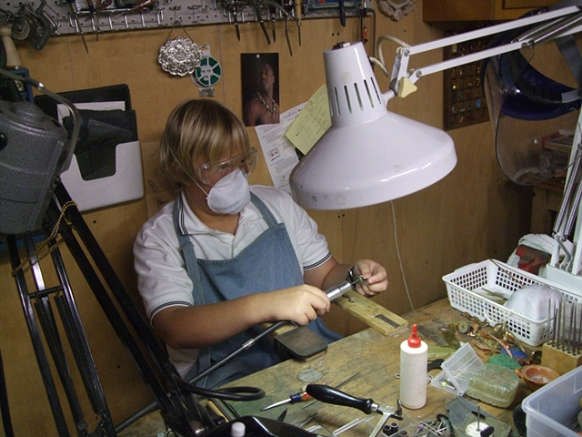 Workshops and private jewelry classes