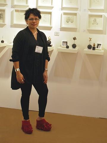 Miami Solo Artist Carmen M. Perez