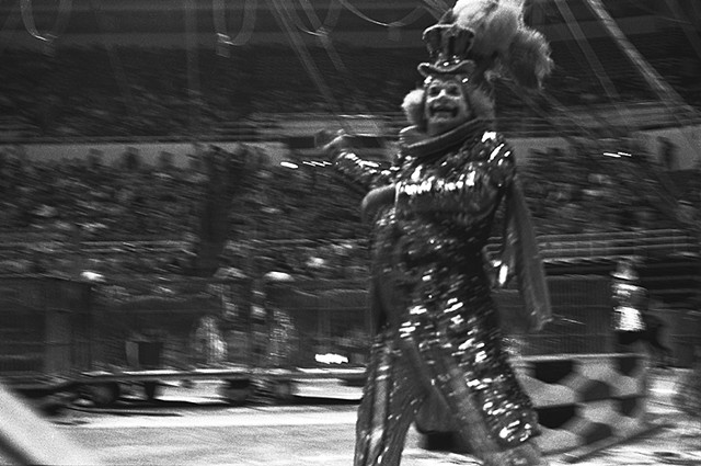 Welcome. Detroit Shriner Circus. 1978