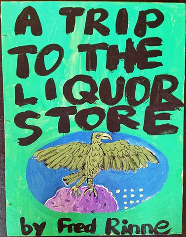 A Trip To The Liquor Store