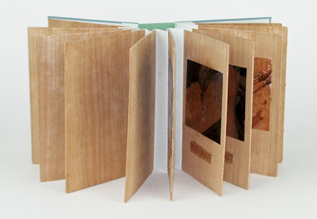 Book art, books