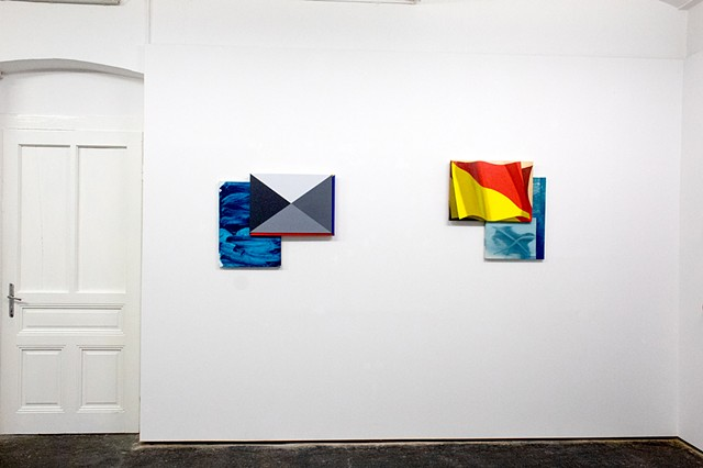 Installation View Club Club, Wien, Austria  December 2019