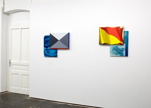 Installation View ClubClub, Wien, Austria  December 2019