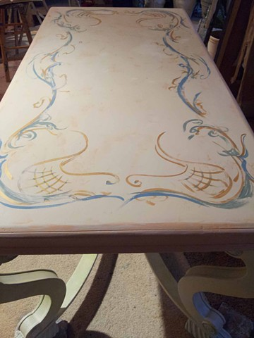 French Table Reclaimed