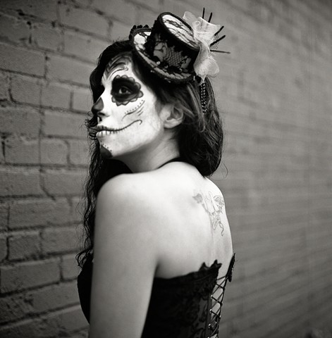 Day of the Dead Photo Shoot with Natalia Fey