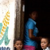 Young Guatemalan Mother