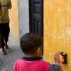 Guatemalan Boy w/Toy Car