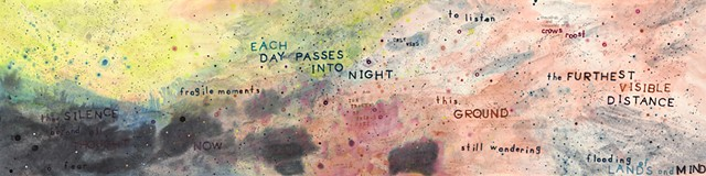 Each Day Passes Into Night