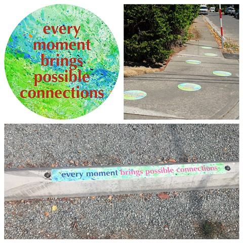 Art Interruptions 2018 Rainier Valley Neighborhood Greenway