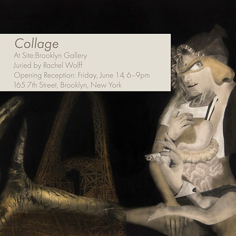 6/2019 Collage Exhibition