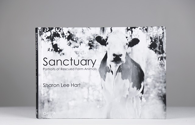 Cover Sanctuary: Portraits of Rescued Farm Animals