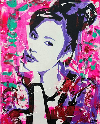 Salena Pop Art, Salena San Antonio Art