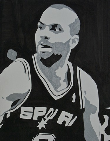 Tony Parker of the San Antonio Spurs
